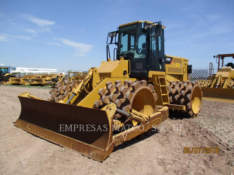 CATERPILLAR VERDICHTER 815FII equipment  photo 4