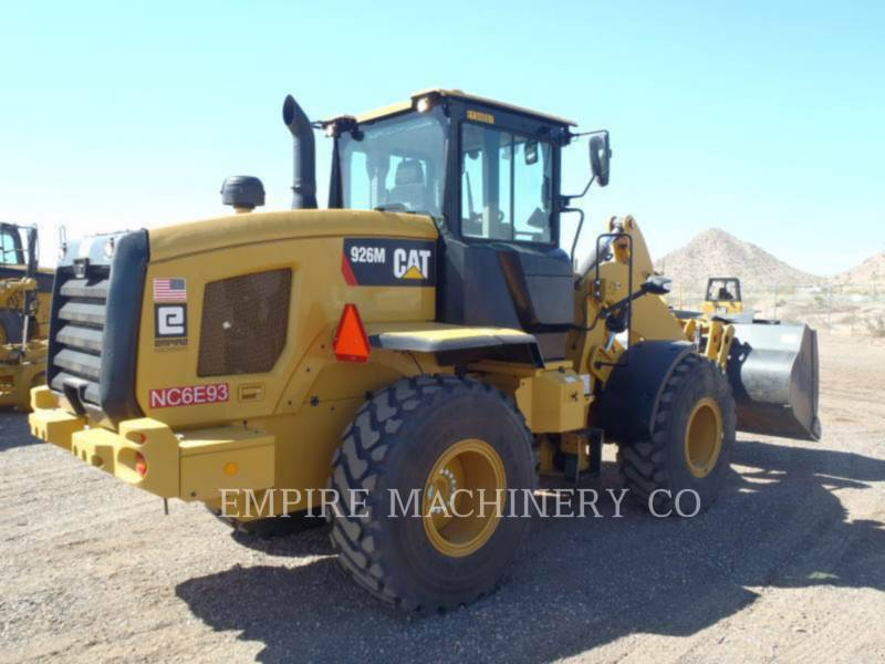 CATERPILLAR RADLADER/INDUSTRIE-RADLADER 926M FC equipment  photo 2