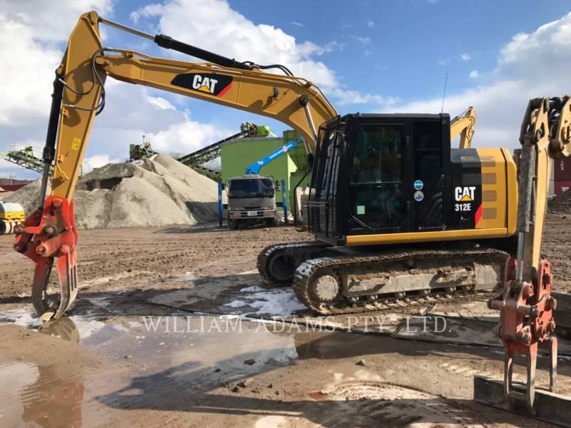 CATERPILLAR EXCAVADORAS DE CADENAS 312E equipment  photo 7