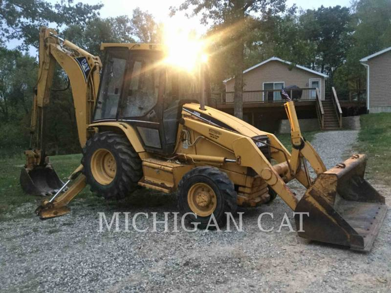 CATERPILLAR RETROEXCAVADORAS CARGADORAS 416C C equipment  photo 1
