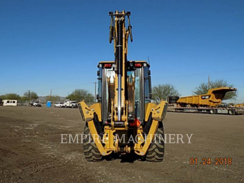 CATERPILLAR BACKHOE LOADERS 415F2ST equipment  photo 4