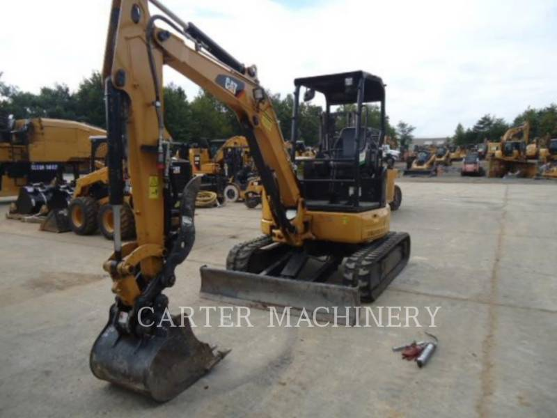 CATERPILLAR KETTEN-HYDRAULIKBAGGER 303.5E2 CY equipment  photo 3