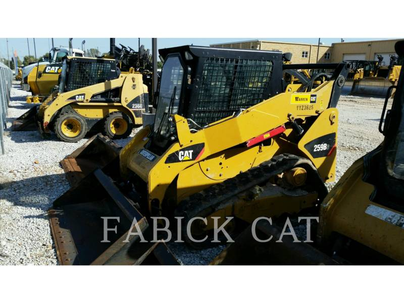 CATERPILLAR MULTI TERRAIN LOADERS 259B3 C3 equipment  photo 1