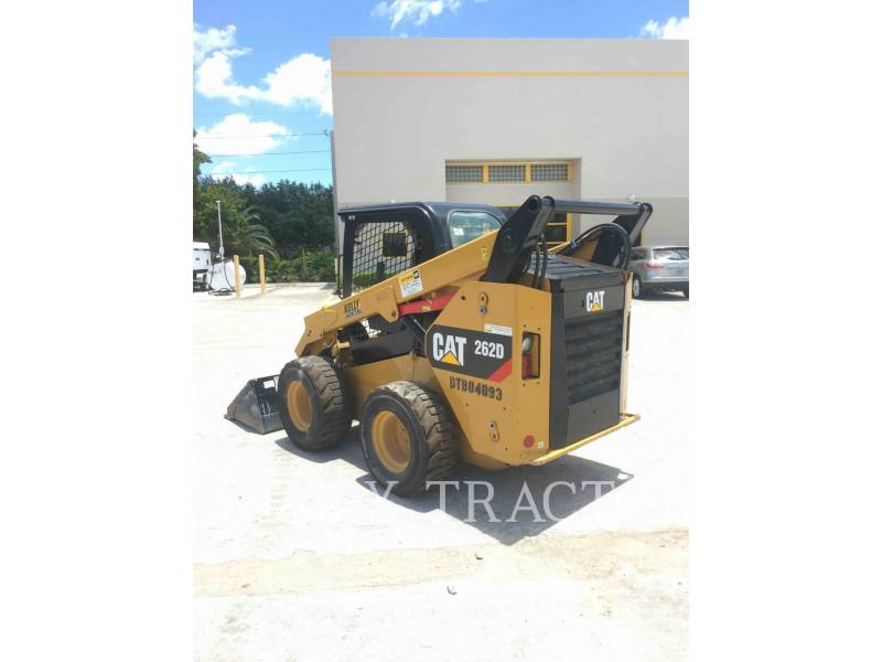 Caterpillar MINIÎNCĂRCĂTOARE RIGIDE MULTIFUNCŢIONALE 262D equipment  photo 3