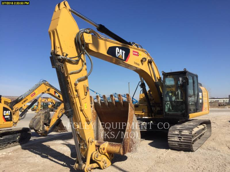 CATERPILLAR PELLES SUR CHAINES 323FL9 equipment  photo 1