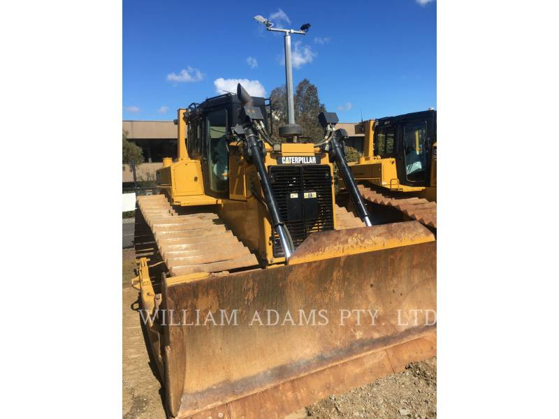 CATERPILLAR KETTENDOZER D6T LGP equipment  photo 7