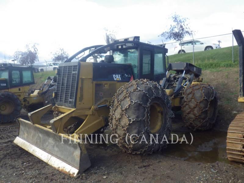 CATERPILLAR FORESTRY - SKIDDER 545C equipment  photo 1