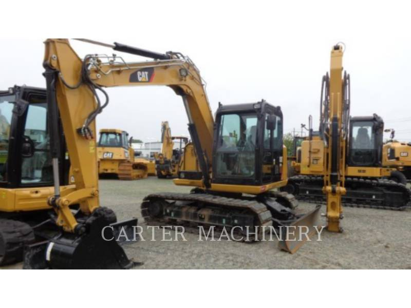 CATERPILLAR TRACK EXCAVATORS 307E2 equipment  photo 4