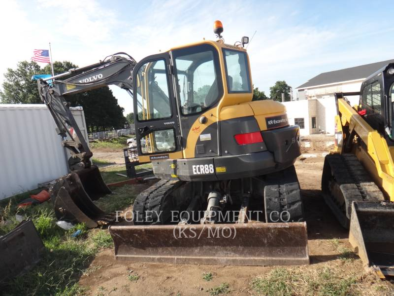 VOLVO MINING SHOVEL / EXCAVATOR ECR88 equipment  photo 5