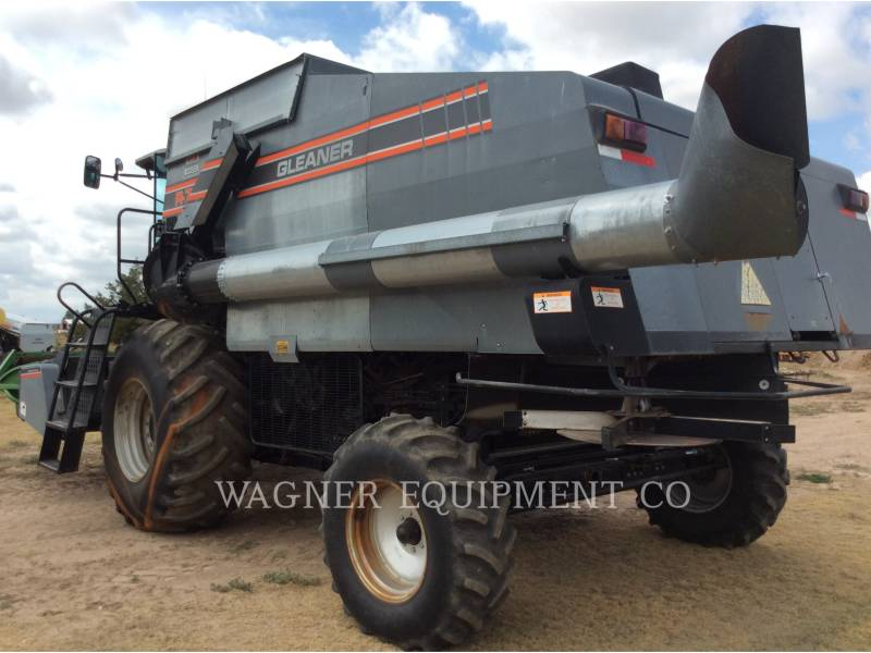 GLEANER COMBINADOS R72 equipment  photo 2
