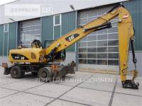 CATERPILLAR EXCAVADORAS DE RUEDAS M318DMH equipment  photo 1