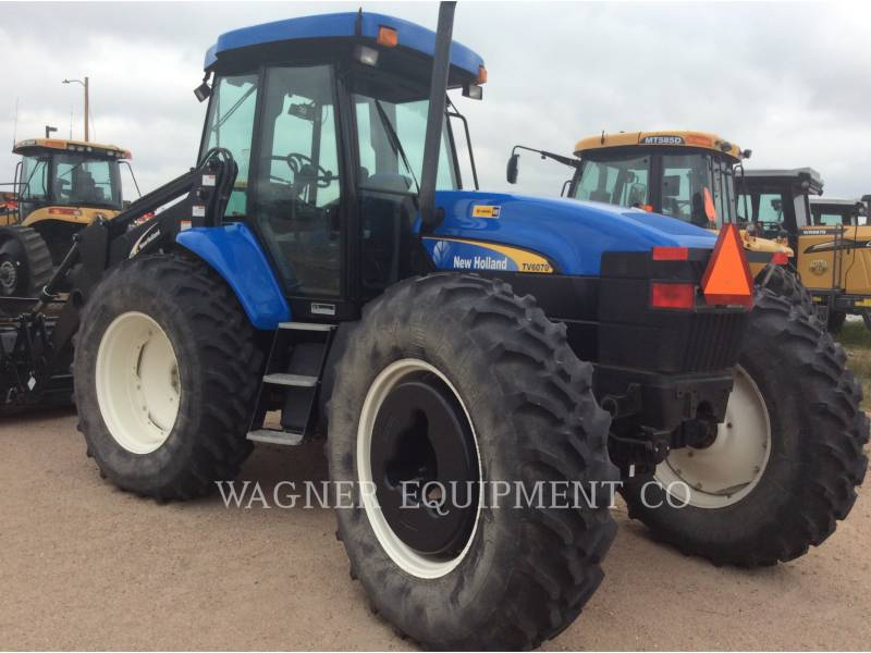 NEW HOLLAND LTD. LANDWIRTSCHAFTSTRAKTOREN TV6070 equipment  photo 4