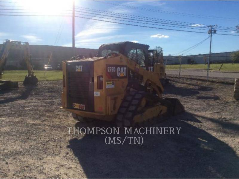 CATERPILLAR CHARGEURS COMPACTS RIGIDES 279DHF equipment  photo 2