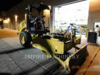 CATERPILLAR EINZELVIBRATIONSWALZE, BANDAGE CP44B equipment  photo 1