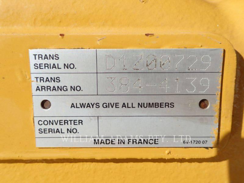CATERPILLAR TRACK TYPE TRACTORS D6T LGP equipment  photo 16