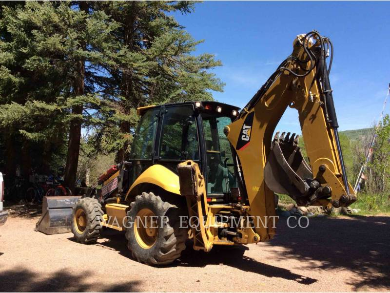 CATERPILLAR BACKHOE LOADERS 420E IT4WE equipment  photo 3