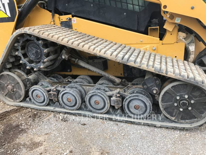 CATERPILLAR CHARGEURS TOUT TERRAIN 297D equipment  photo 6