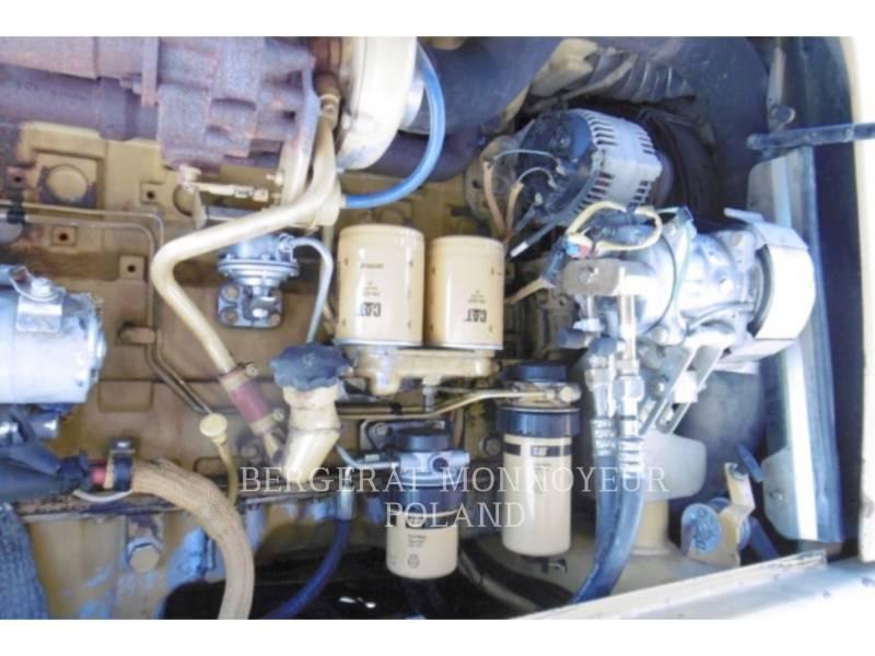 CATERPILLAR WHEEL EXCAVATORS M316C equipment  photo 11