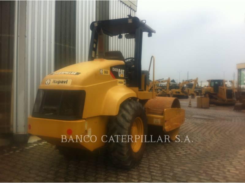 CATERPILLAR COMPACTADORES DE SUELOS CS-423E equipment  photo 3