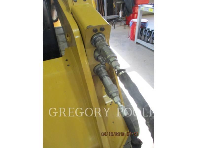 CATERPILLAR CHARGEURS TOUT TERRAIN 259D equipment  photo 12