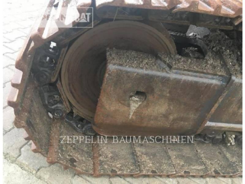 KOMATSU LTD. RUPSGRAAFMACHINES PC210-10 equipment  photo 14