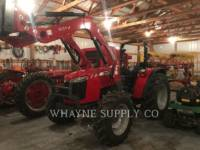 Equipment photo MASSEY FERGUSON 4708 TRACTEURS AGRICOLES 1