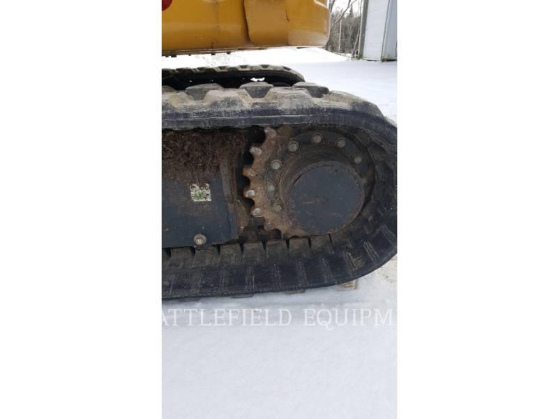 CATERPILLAR TRACK EXCAVATORS 305E2 CR equipment  photo 9