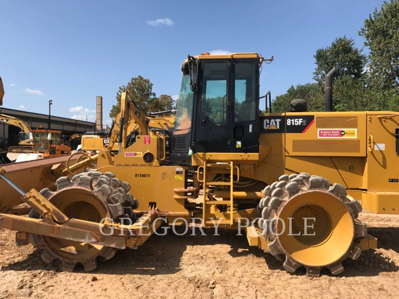CATERPILLAR TRACTEURS SUR PNEUS 815F II equipment  photo 8