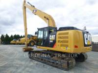 CATERPILLAR ESCAVADEIRAS 324E LR equipment  photo 2