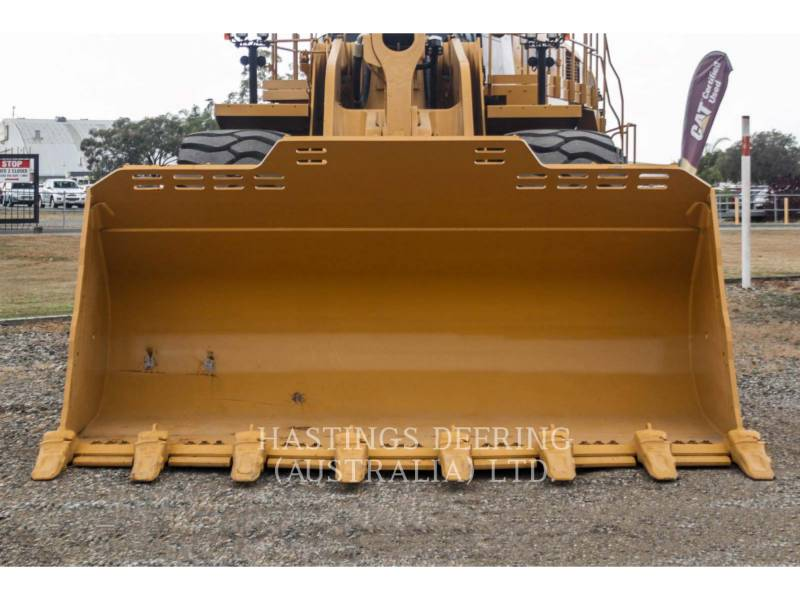 CATERPILLAR CARGADORES DE RUEDAS 988K equipment  photo 9