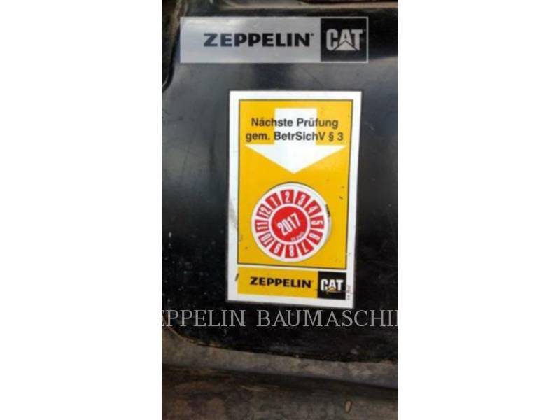 CATERPILLAR トラック油圧ショベル 302.4D equipment  photo 14