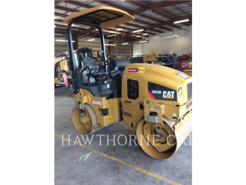 CATERPILLAR WT - COMPACTOR CB24B equipment  photo 2