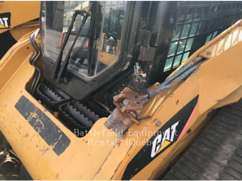 CATERPILLAR CARREGADEIRAS TODO TERRENO 257B2 equipment  photo 10