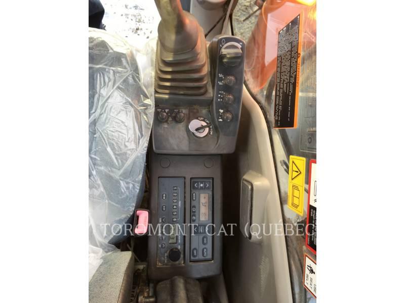 HITACHI PELLES SUR CHAINES ZX240 equipment  photo 12