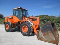 Equipment photo DOOSAN INFRACORE AMERICA CORP. DL250.3 PÁ-CARREGADEIRAS DE RODAS/ PORTA-FERRAMENTAS INTEGRADO 1