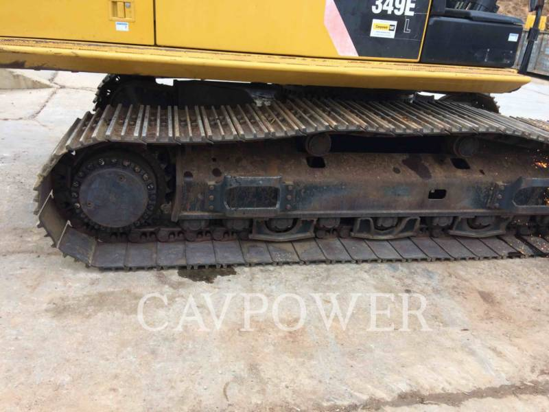 CATERPILLAR TRACK EXCAVATORS 349EL equipment  photo 14
