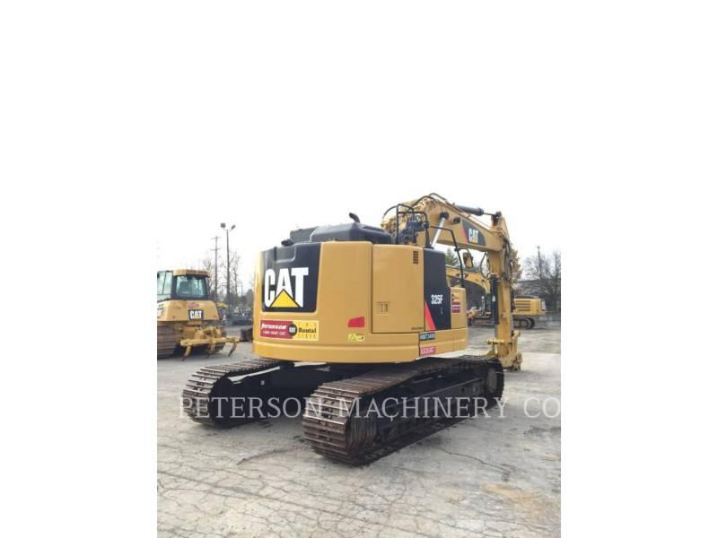 CATERPILLAR TRACK EXCAVATORS 325FCR equipment  photo 3