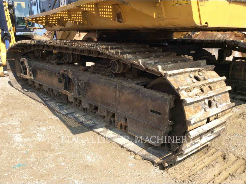 CATERPILLAR TRACK EXCAVATORS 374DL equipment  photo 16