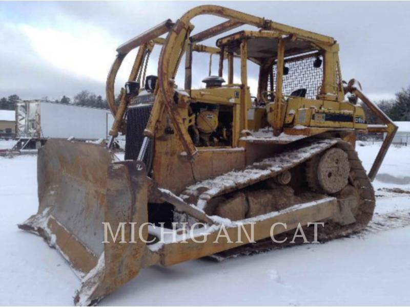 Caterpillar TRACTOARE CU ŞENILE D6H equipment  photo 1