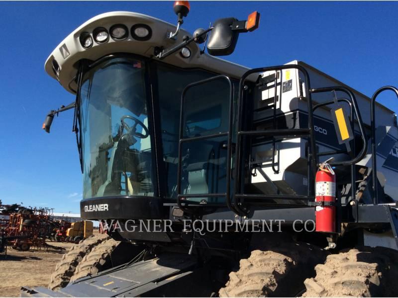 GLEANER COMBINADOS R76 equipment  photo 2