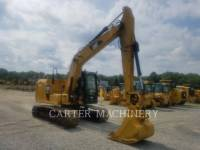 Equipment photo CATERPILLAR 313 F L GC TRACK EXCAVATORS 1