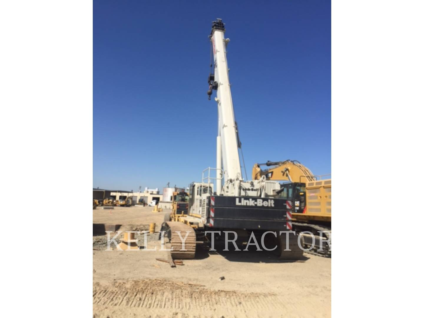 Detail photo of 2014 Link-Belt TCC-750 from Construction Equipment Guide