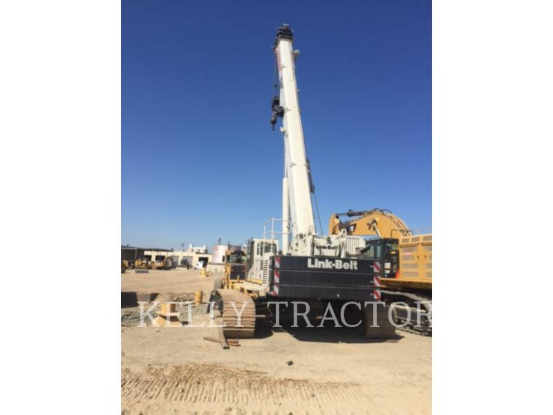 LINK-BELT CONSTRUCTION GRUES TCC-750 equipment  photo 3
