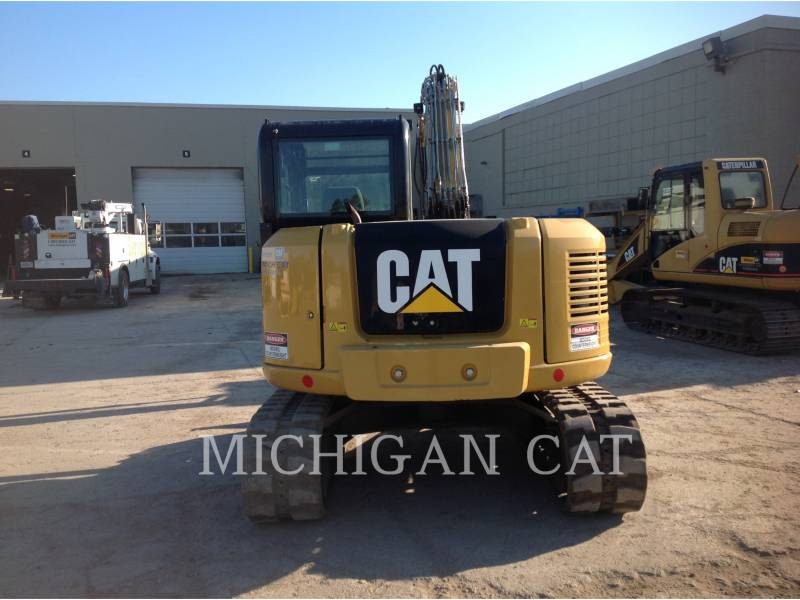 CATERPILLAR PELLES SUR CHAINES 308E2 R equipment  photo 10