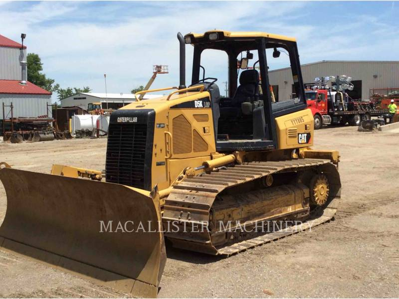 CATERPILLAR TRACK TYPE TRACTORS D5KLGP equipment  photo 1