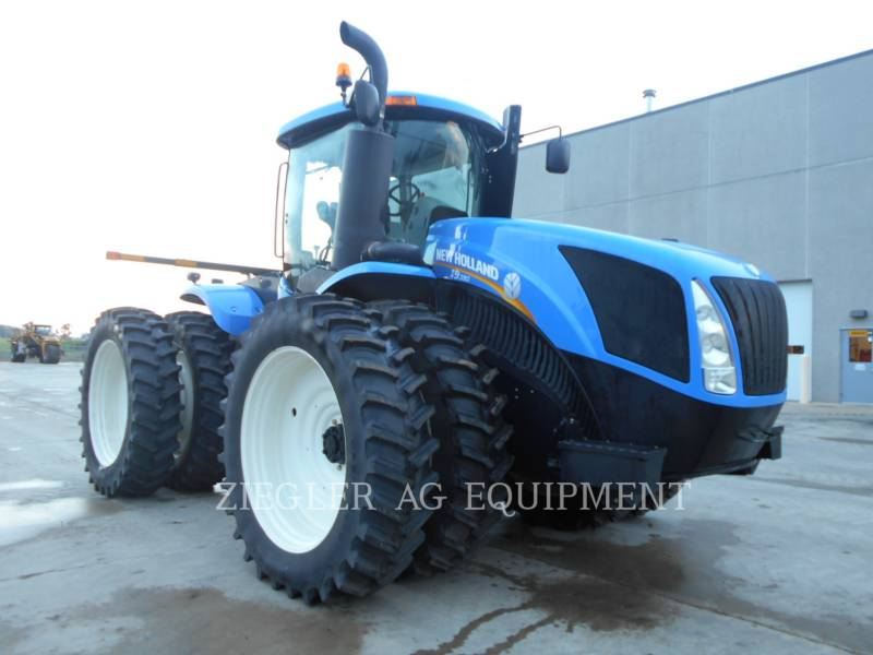 NEW HOLLAND LTD. TRATTORI AGRICOLI T9.390 equipment  photo 4
