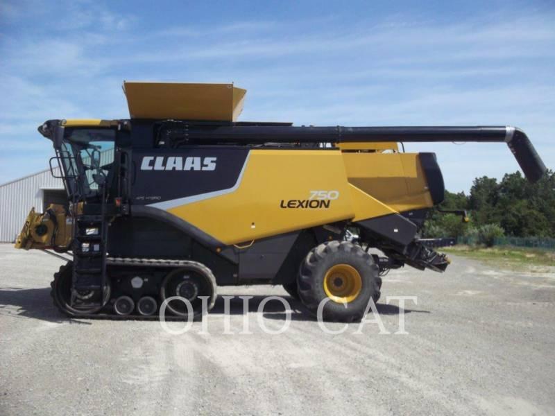 CLAAS OF AMERICA COMBINADOS LEX750TT equipment  photo 1