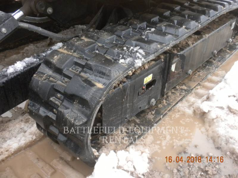 CATERPILLAR ESCAVATORI CINGOLATI 303E CR equipment  photo 11