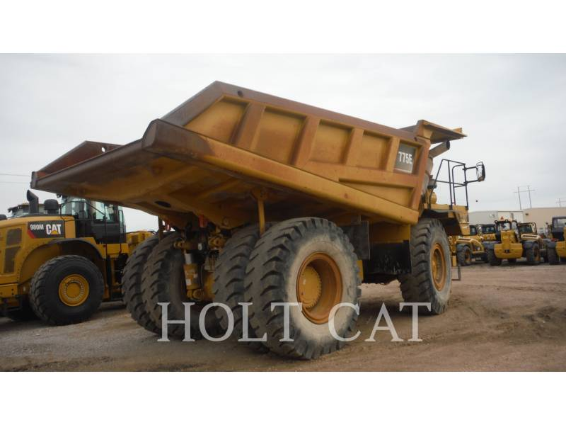 CATERPILLAR OFF HIGHWAY TRUCKS 775E equipment  photo 4