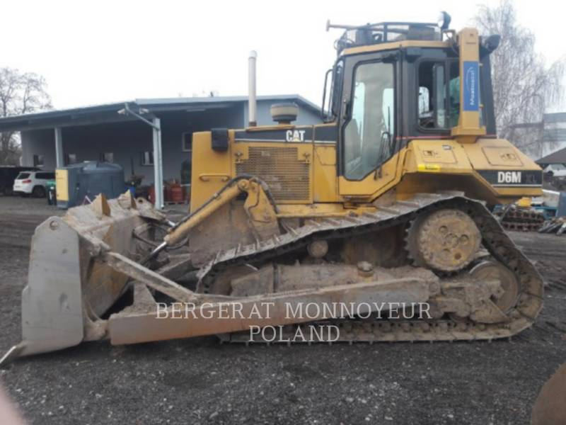 CATERPILLAR CIĄGNIKI ROLNICZE D6M XL equipment  photo 9